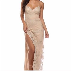 anastasia lace dress